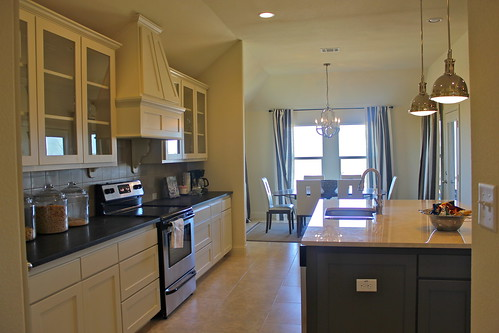 Model Home: Fancy Kitchen