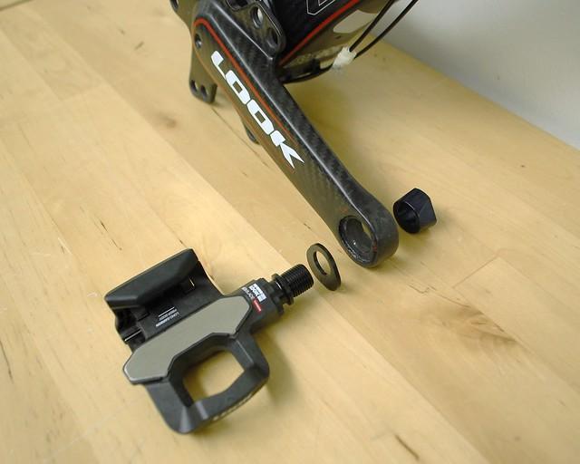 Look Zed Crank Pedal Adaptor