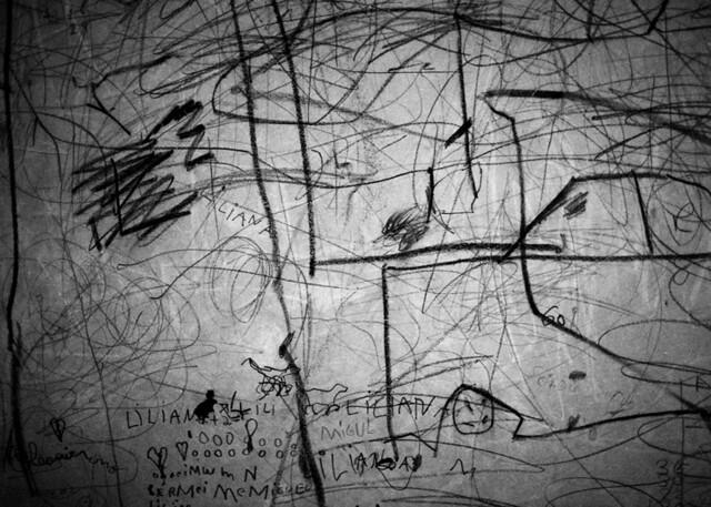 Desenho de crianças, Casa abrigo