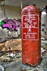 Safety first...