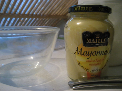 My favourite mayonnaise