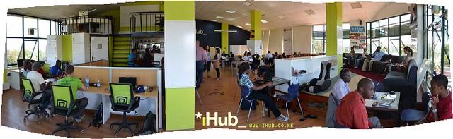 iHub Panorama