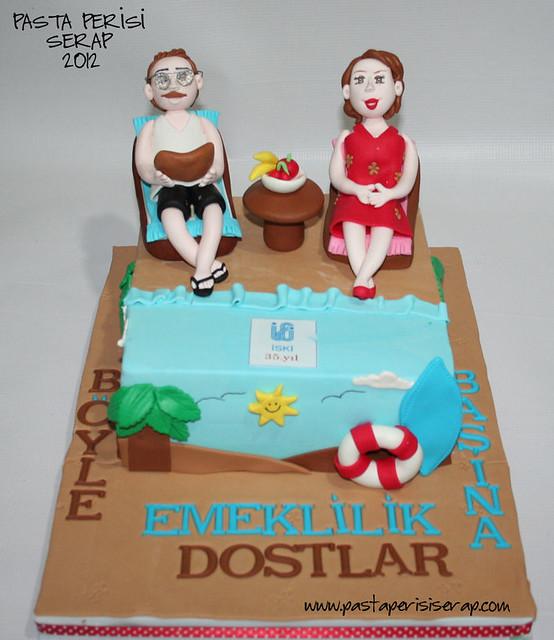 Emeklilik pastası