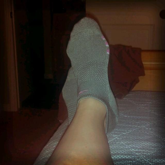 Ahhhh ... new socks