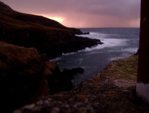 ocean sunset canon sunsets cliffs scandinavia faroeislands g12 northatlantic hvalba canong12