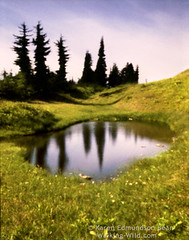 Mountain Pool, Glacier Peak Wilderness
