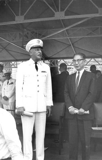 Ambassador Bui Diem. Đại sứ VNCH tại Hoa Kỳ Bùi Diễm