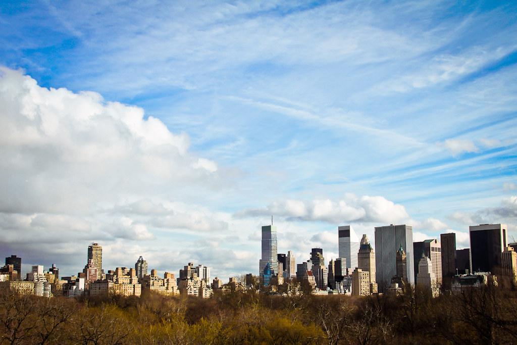 Manhattan Skyline | Images shot in New York | Urban Photography, Travel Photography, New York Photography