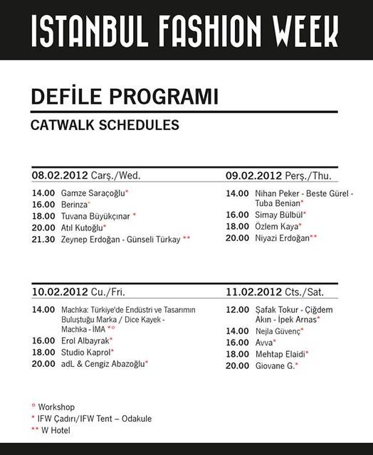 ifw, istanbul fashion week, hediye davetiye, nihan peker, simay bülbül, gamze saraçoğlu, studio kaprol