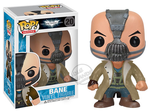 funko dark knight rises bane pop vinyl