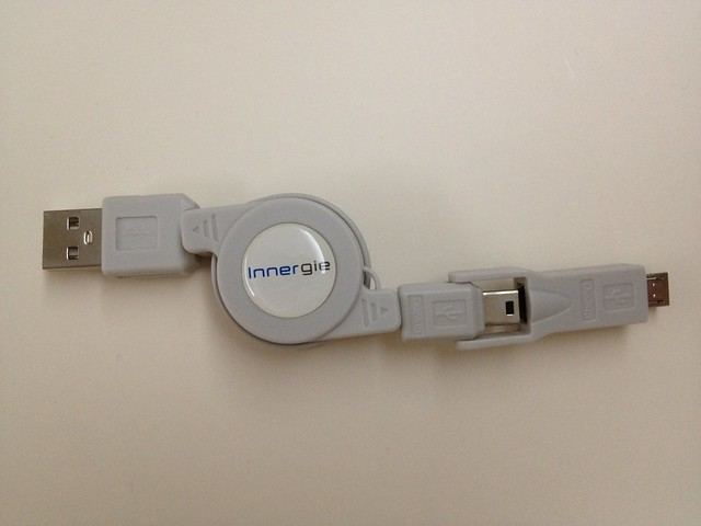 Innergie Magic Cable - Multi-Tip USB Cable