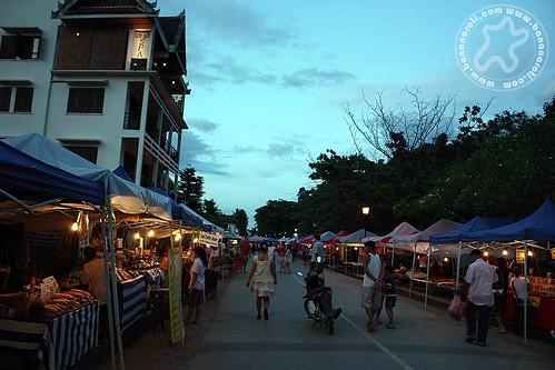 Street Foods in Luang Prabang Night Market