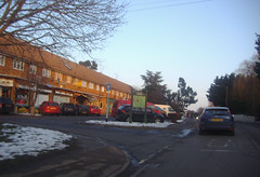 Nazeing shops
