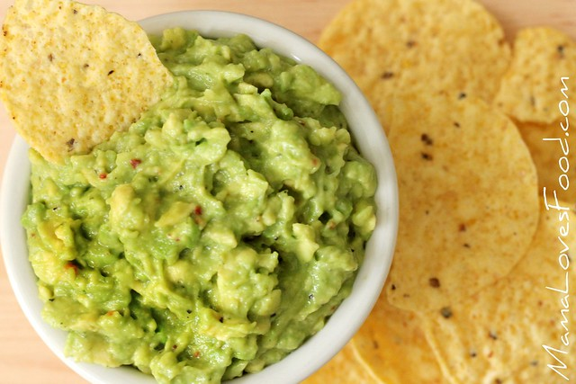 easy guacamole ingredients 4 ripe hass avocados pitted and peeled 1 ...