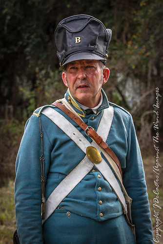 Infantry man-5046 by Against The Wind Images