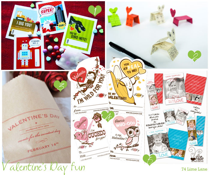 {friday freebies} valentine's day bumper round-up