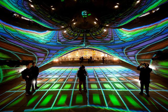 Luminous Field by LuftWerk