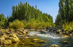 Sange Masha River Valley | Jaghori | Afghanistan Central Highlands