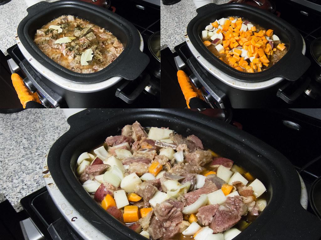 Irish Goat Stew