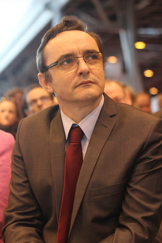 Vincent Monadé - Salon du Livre 2014