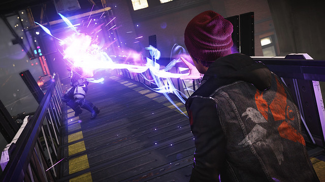inFamous Second Son - Screenshot 1