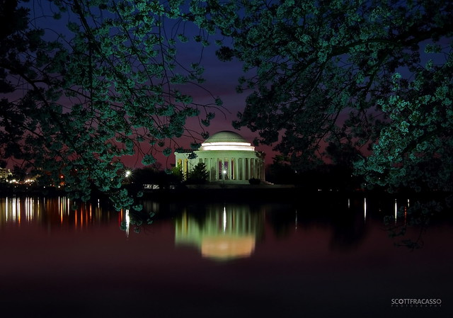 Jefferson Memorial Sunrise (AS3A8802-sig)