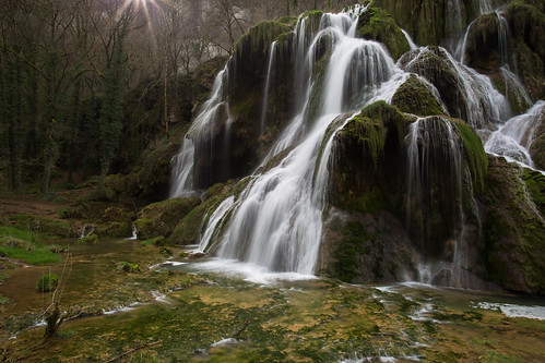 france green fall nature water rock canon photography eos photo waterfall moss eau long exposure mark pierre iii wideangle vert jura 5d usm fullframe cascade ff chute ef 1740mm rocher franchecomté mousse tufs baumelesmessieurs f4l pleinformat philippesaire