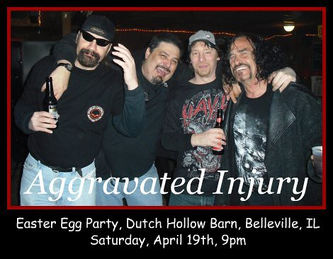 Aggravated Injury 4-19-14