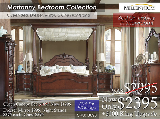 Martanny Bedroom Collection