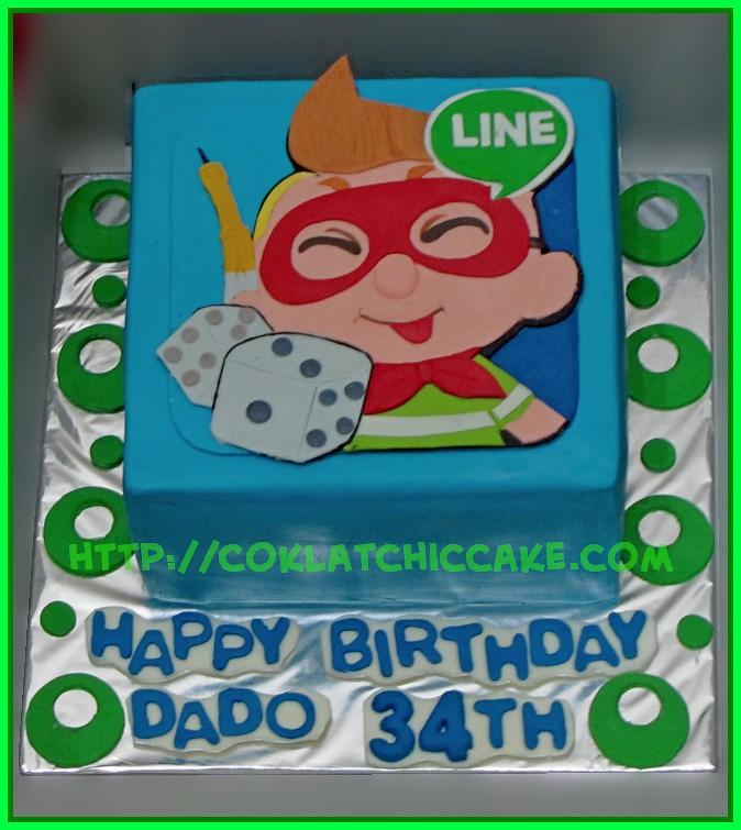 Cake Line
