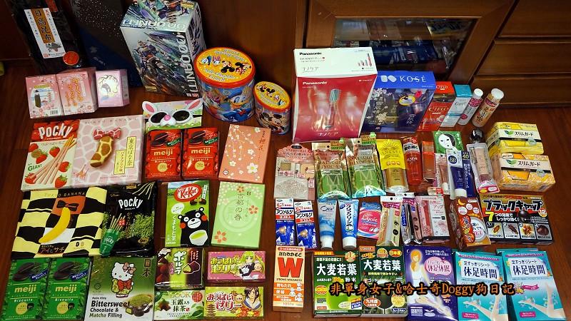 日本東京自由行藥妝電器用品必買推薦01