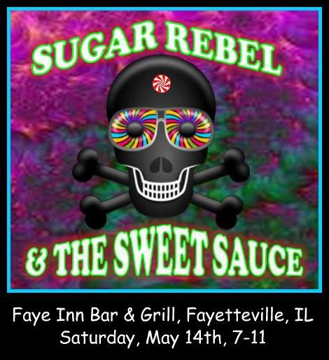 Sugar Rebel 5-14-16