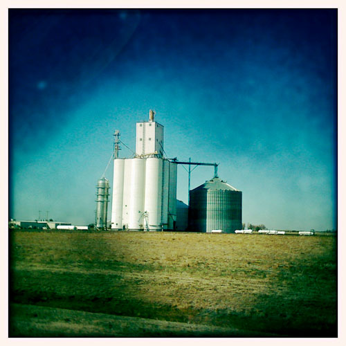 Greensburg Kansas Grain Elevator