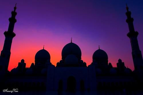 travel night mosque arabic arab arabia abu 夜景 travle 建筑 教堂 风光 清真寺 伊斯兰 穆斯林 阿拉伯 阿布扎比 阿联酋