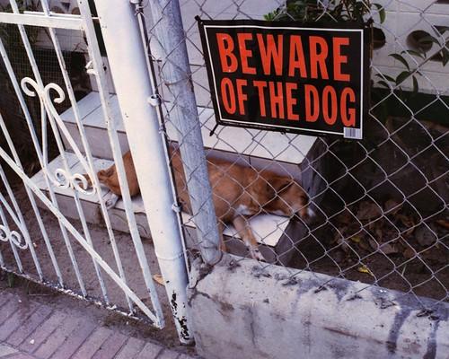 Beware?