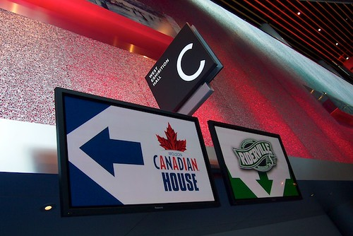 Molson Canadian House