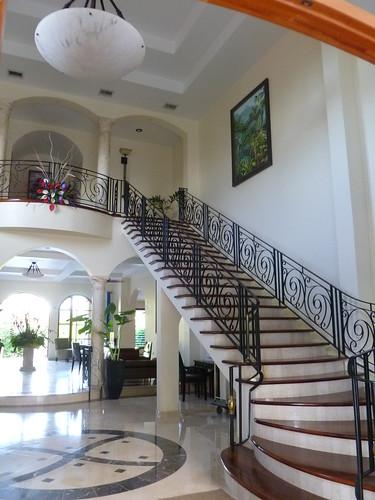 The central appeal of San Ignacio Resort Hotel