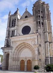 ÉGLISE NOTRE DAME & SAINT LOUP, Montereau Faut Yonne, France