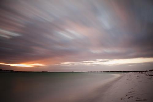 longexposure sky water clouds sunrise canon florida nd110 5dii
