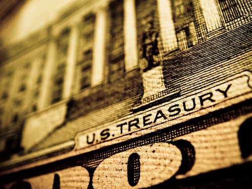 US Treasury | by KJGarbutt