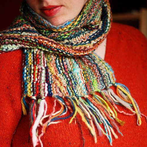Slanted & Enchanted scarf