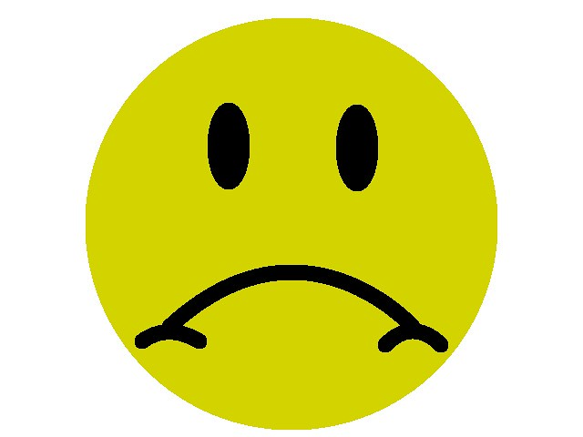 sad face | sad cartoon face | By ...