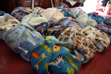 Finished Diapers 2