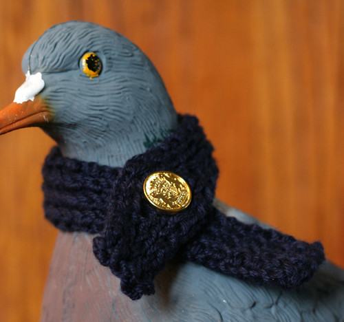 Pigeon Post Scarf