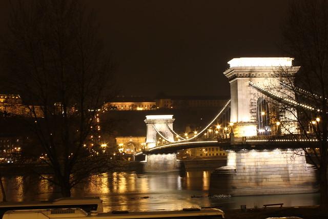 Széchenyi Lánchíd de Budapest