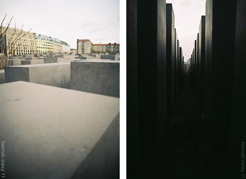 Holocaust Memorial, Berlin 2