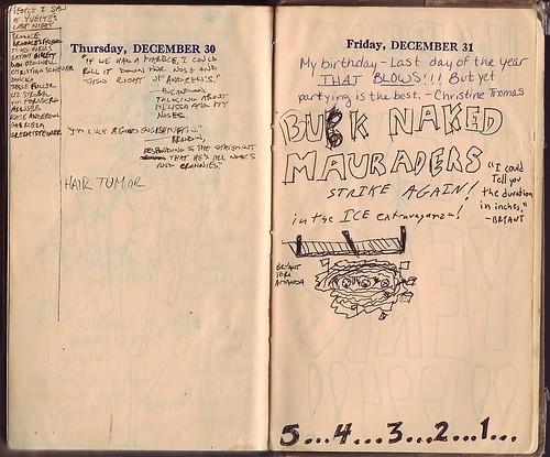 1954: December 30-31