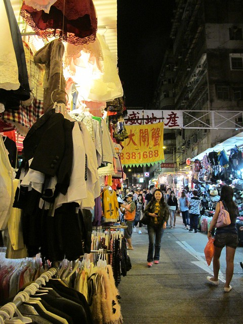 Hong Kong Day 1_Mong Kok_Ladies Market (9)