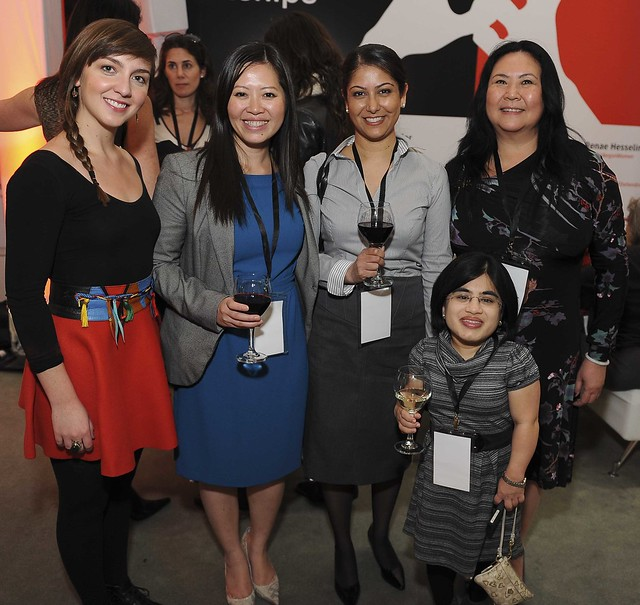 TEDxWomen Evening Reception.