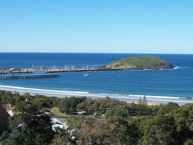 Coffs Harbour Trip 2005